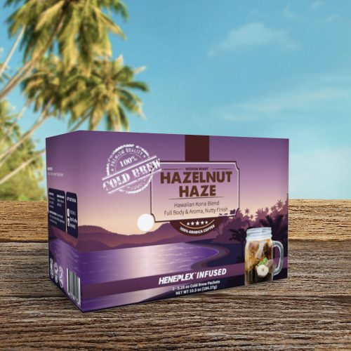 Hazelnut Haze Cold Brew Coffee
