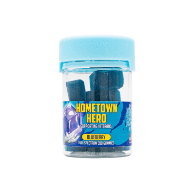 Hometown Hero - CBD Gummies 250mg