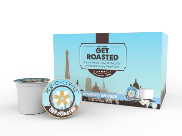 Pot-O-Coffee K Cups - Get Roasted