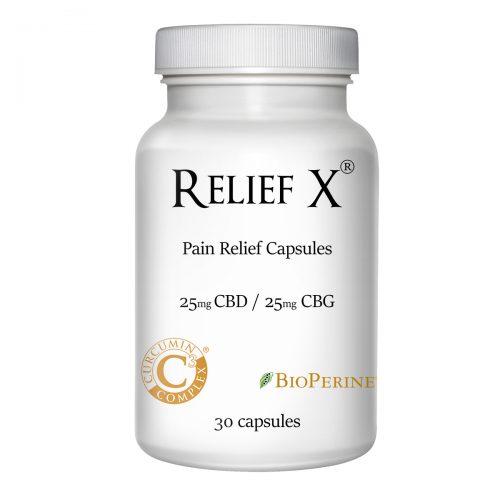 Relief X Pain Relief Capsule